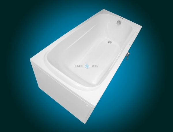 IMPRESSION - walk-in tub for multigenerational family [skew view - right hand side model]