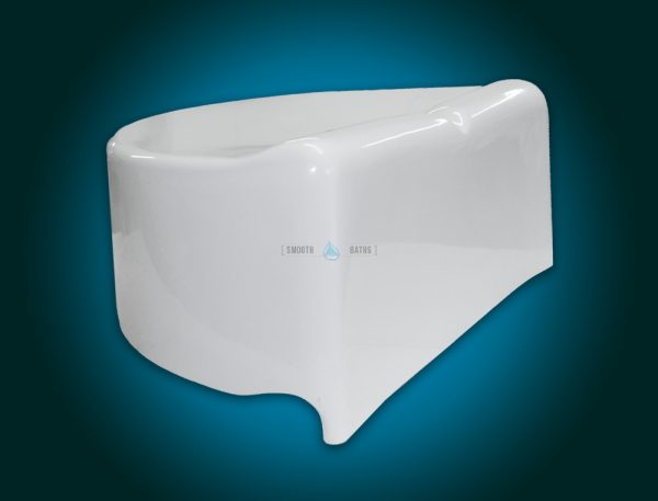 Bath Support Seat [side view]
