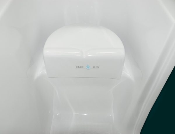 Bath Support Seat [top inside view]