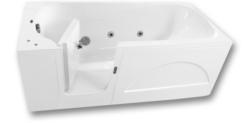 Walk-In Baths & Shower Tray Specialists | SMOOTH BATHS