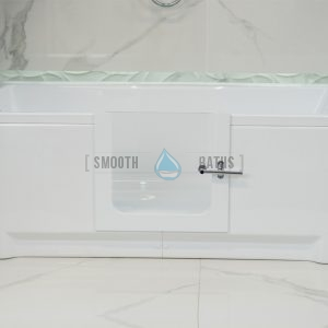 PERFECTION - walk-in bathtub for multigenerational family from SMOOTH BATHS
